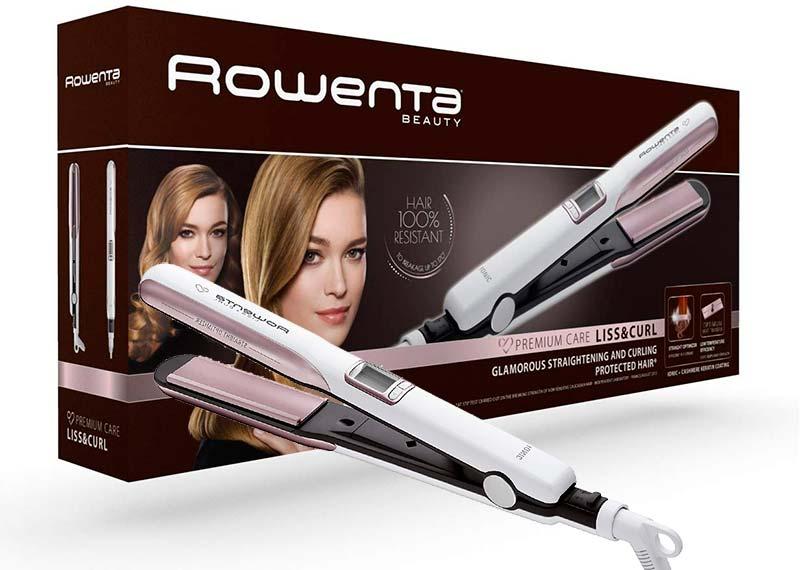 Rowenta Premium Care Liss&Curl SF7660F0
