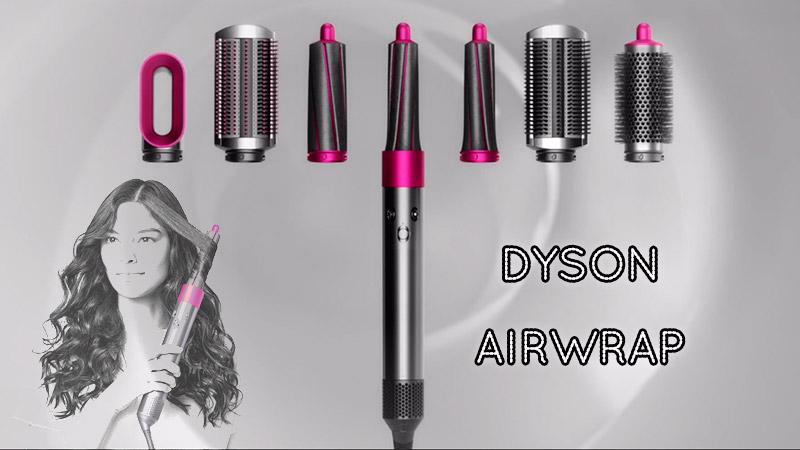 Moldeador Dyson Airwrap